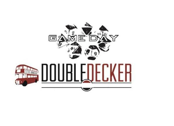 So it's like...Double GameDay. Double Decker Logo courtesy of Oxford CVB