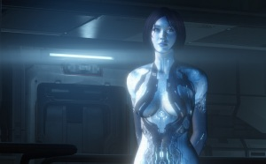 Hopefully holograms like this.  Courtesy oxmonline.com